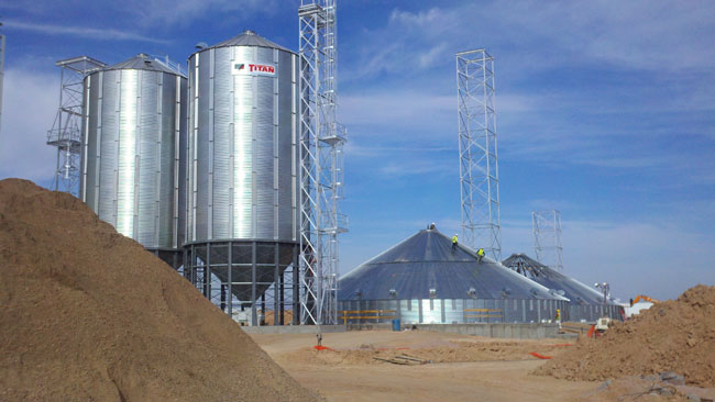 buckeye arizona grain bins