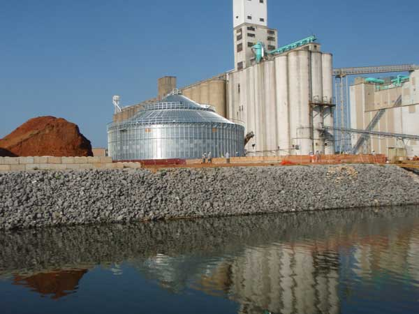 grain management bins