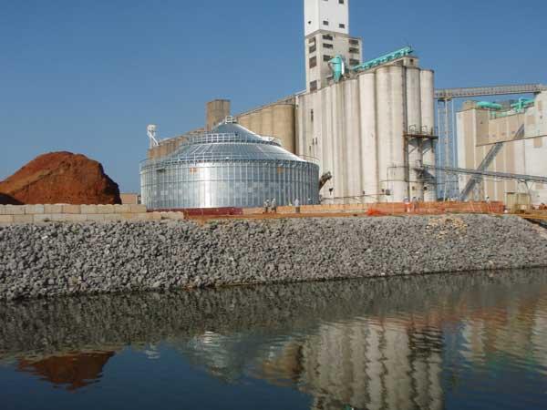 grain management bins