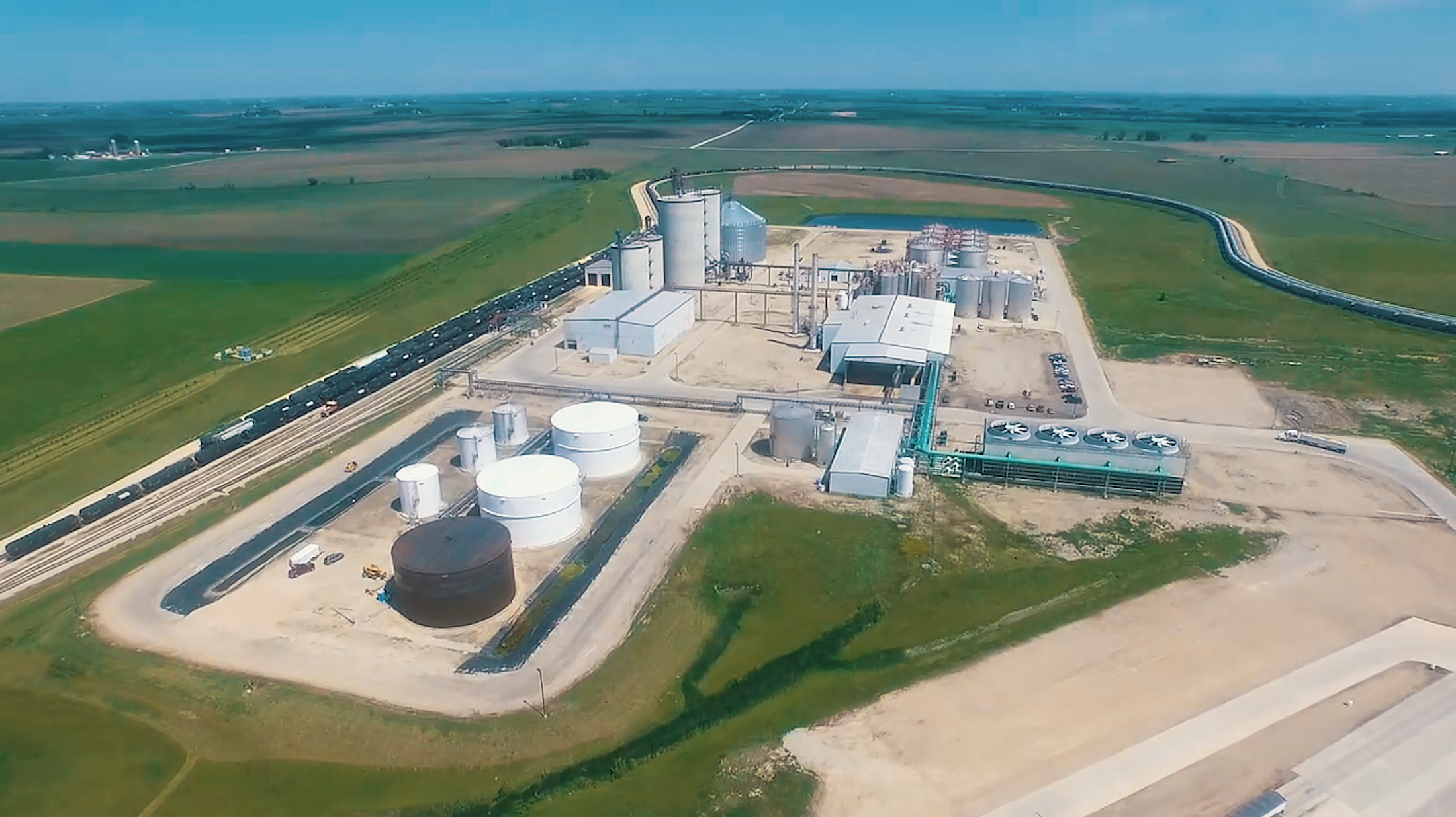 Homeland Energy Solutions LLC in Lawler, IA